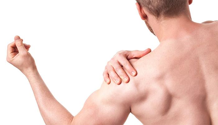 التهاب تاندون های شانه
